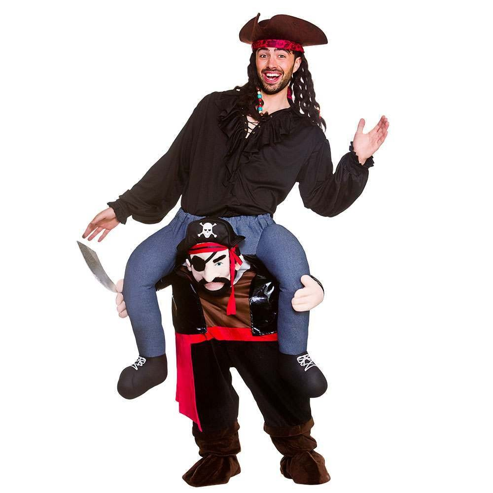Carry Me - Pirate Costume