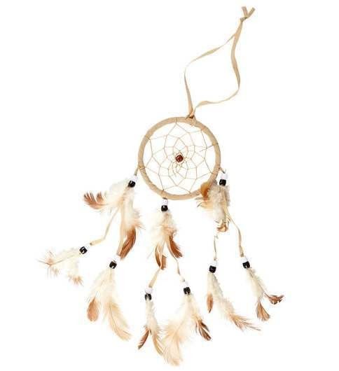 Native Indian Dream Catcher Fancy Dress Accessory