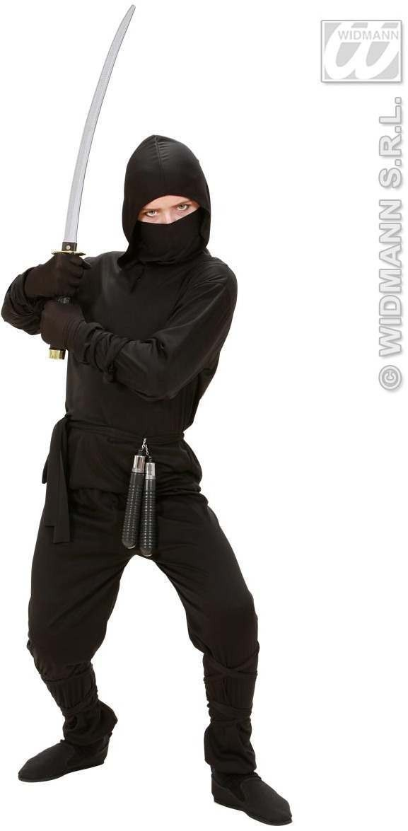 Ninja Fancy Dress Costume Boys (Ninja)