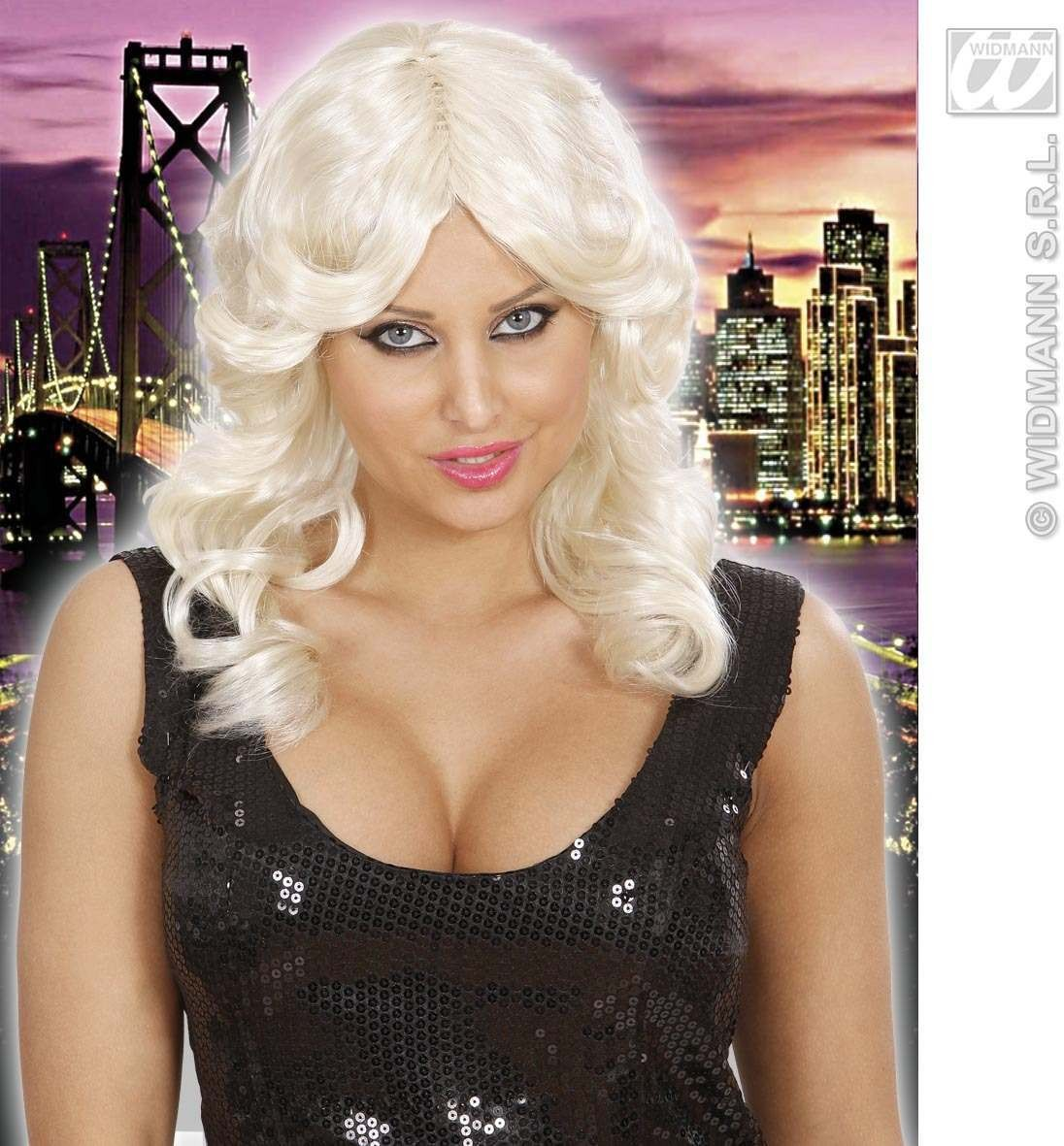 Belen Wig - Blonde - Fancy Dress