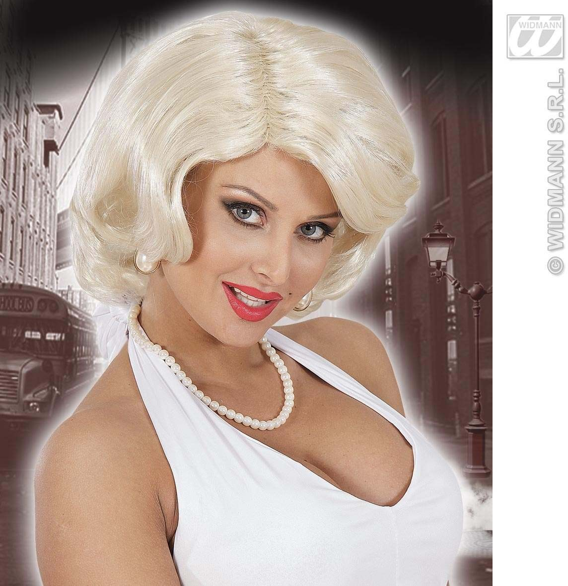 Marilyn Wig In Box - Fancy Dress