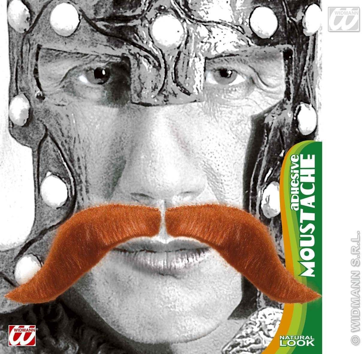Viking Tash Red - Fancy Dress (Viking)