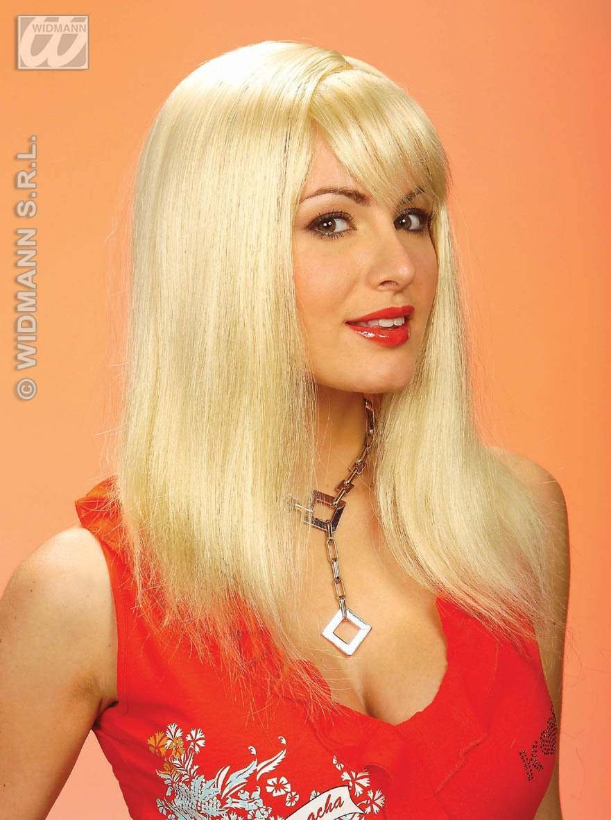Pamela Wig Blonde - Fancy Dress