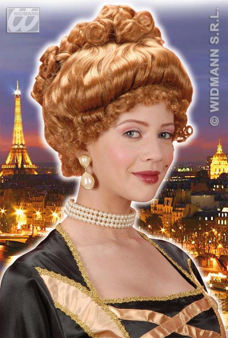 Lucy Wig Honey Blonde - Fancy Dress