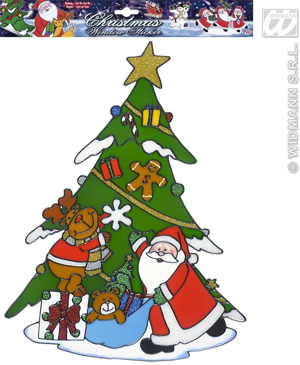 Christmas Tree & Santa Claus & Reindeer Wi, Fancy Dress (Christmas)