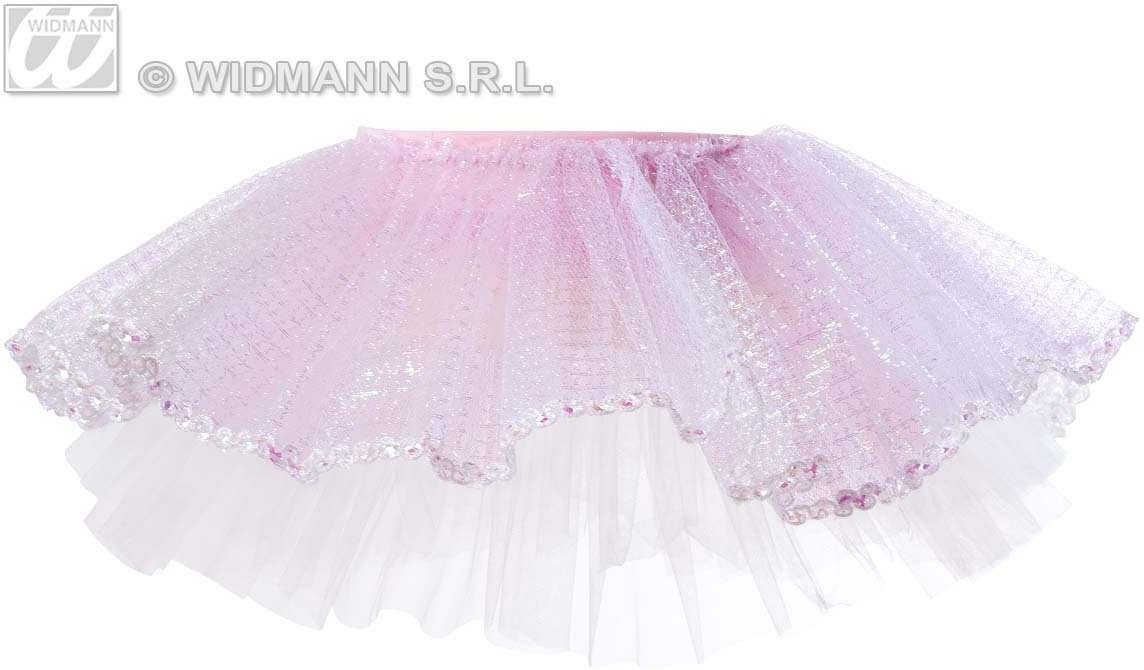 Pink Iridescent Tutus Child Size - Fancy Dress Girls