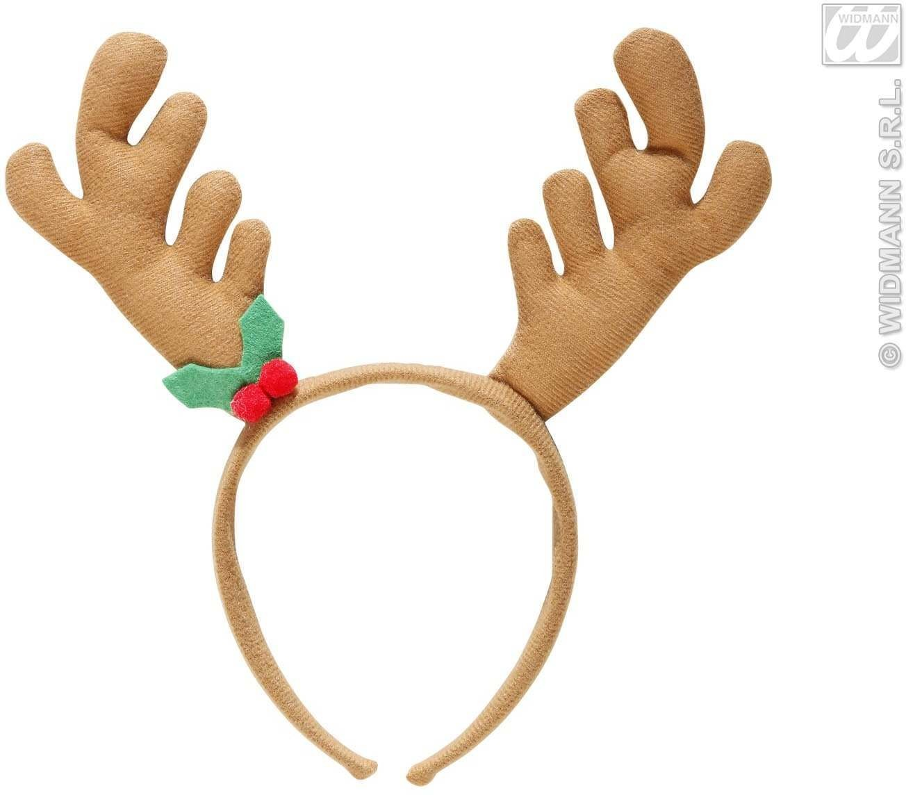 Reindeer Horns - Fancy Dress (Christmas)