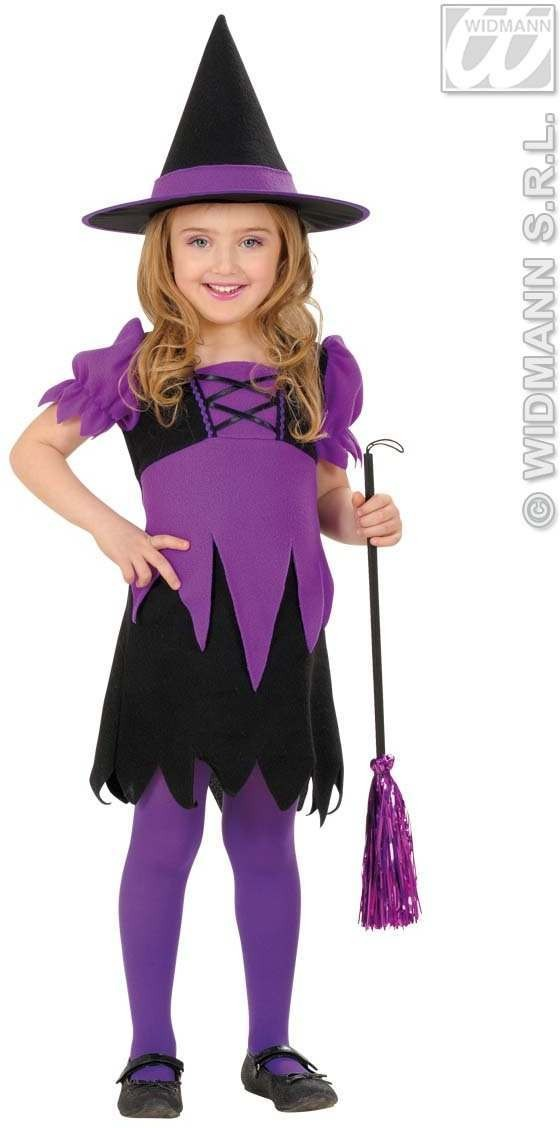 Lil Witch Toddler Costume Costume Kids Age (Halloween)