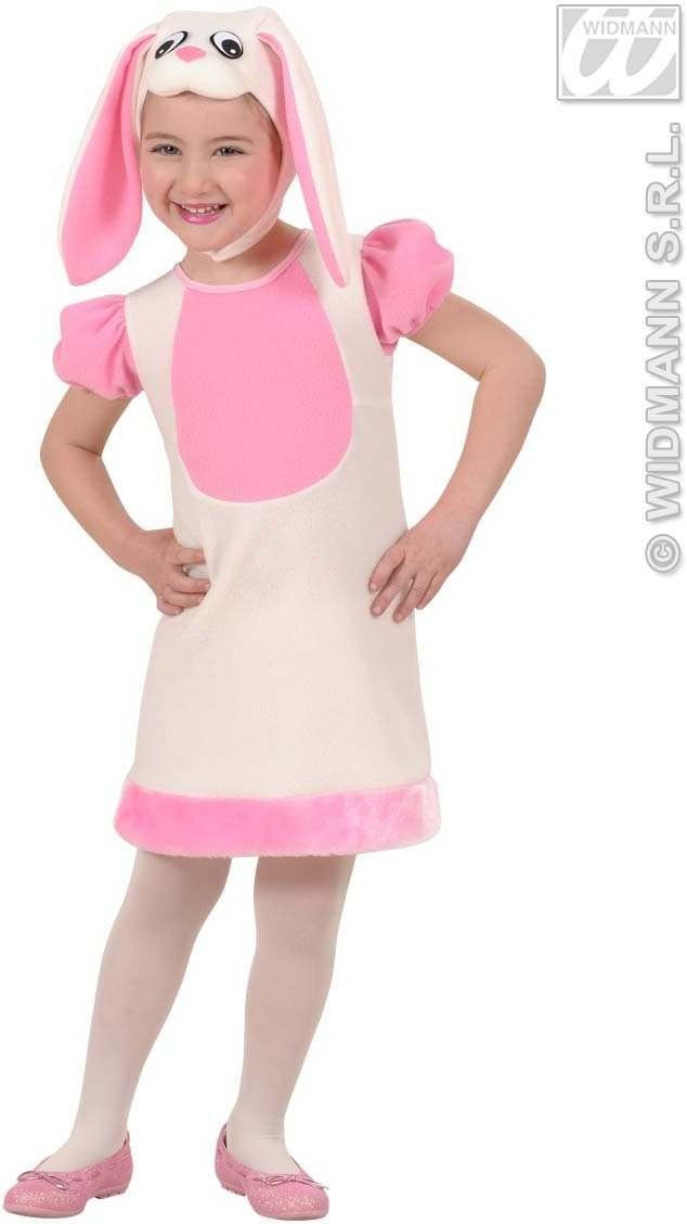 Bunny Toddler Costume Fancy Dress Costume Kids Age (Animals)