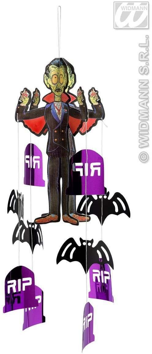 Halloween Characters W/Pending Decorations, Fancy Dress (Halloween)