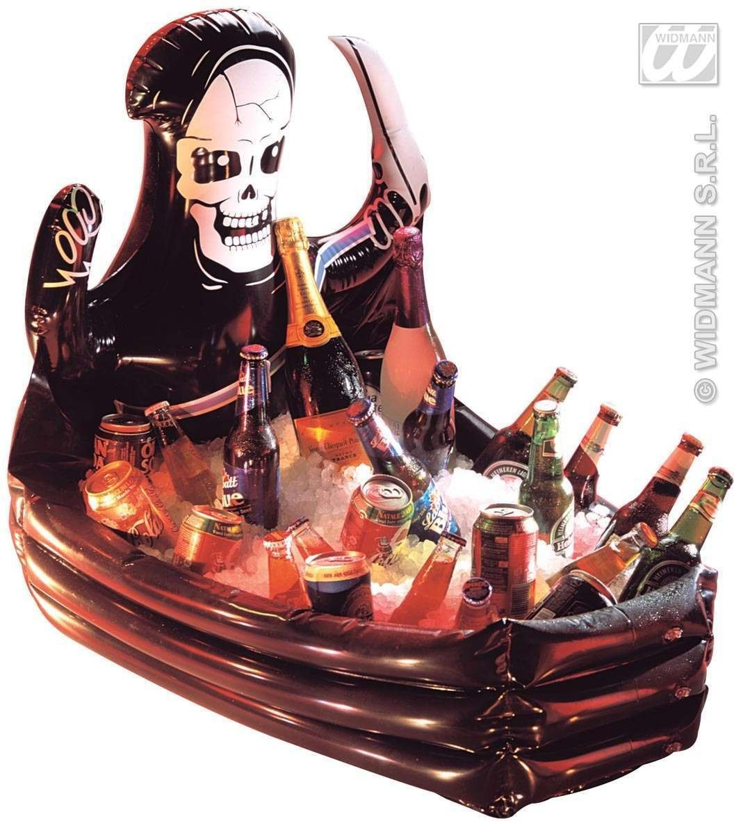 Inflatable Coffin Cooler - Fancy Dress (Halloween)