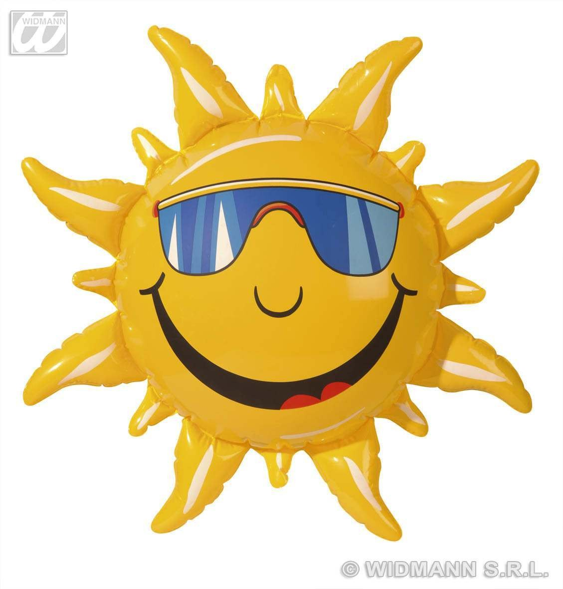 Inflatable Sun 60Cm - Fancy Dress