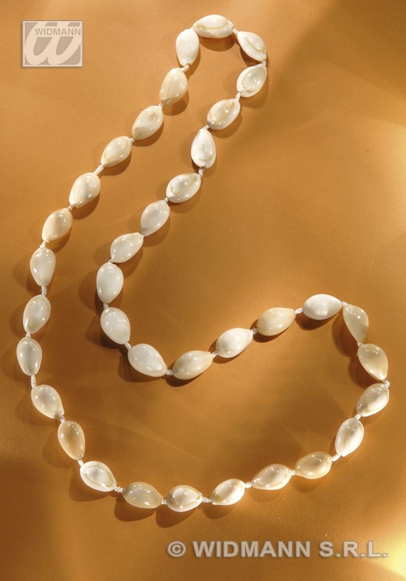 Real Shell Necklace - Fancy Dress