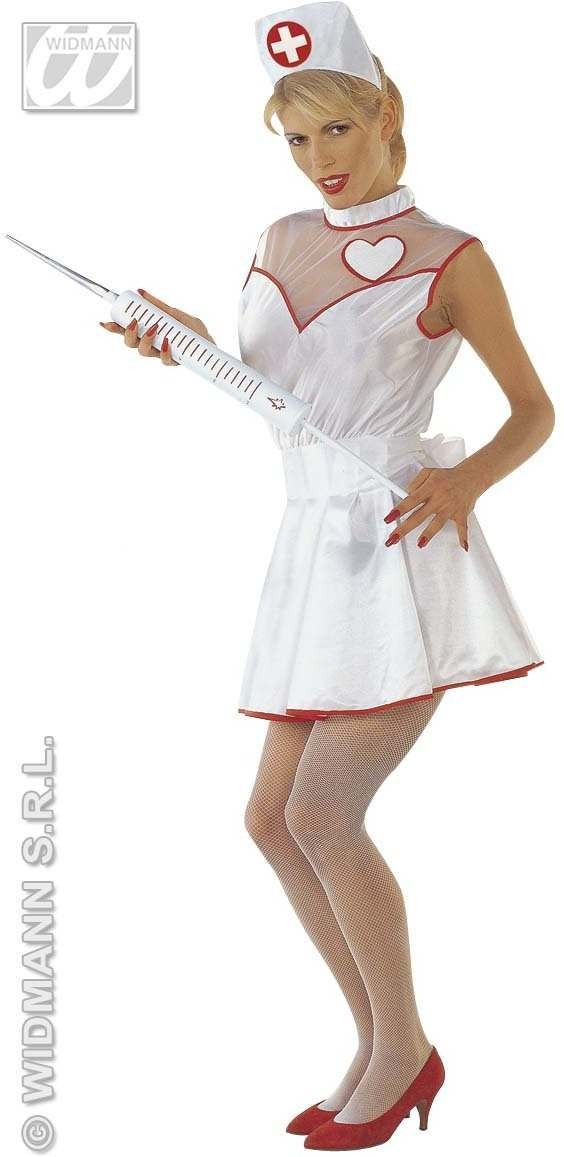 Maxi Syringe 55Cm - Fancy Dress