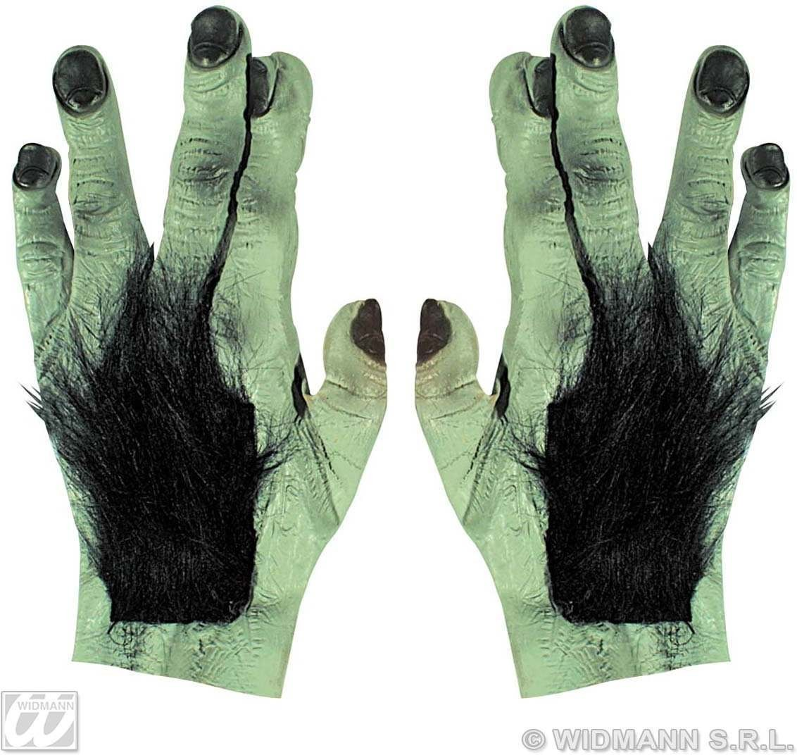Maxi Hairy Frankie Hands - Fancy Dress (Halloween)