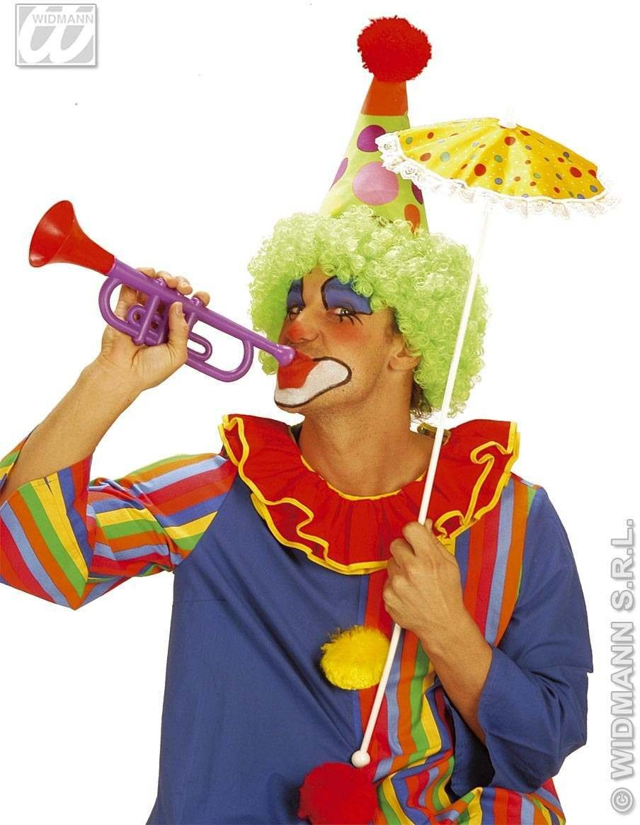 Clown Trumpet Noisy - Fancy Dress (Clowns)