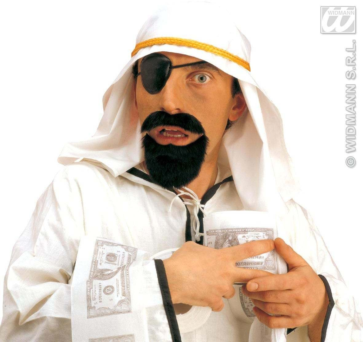 Sheik Dress Up Set - Fancy Dress (Christmas)