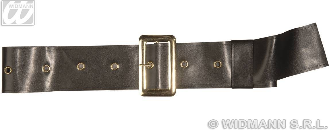 Belt Leatherlook Santa/Pirate - Fancy Dress (Christmas)