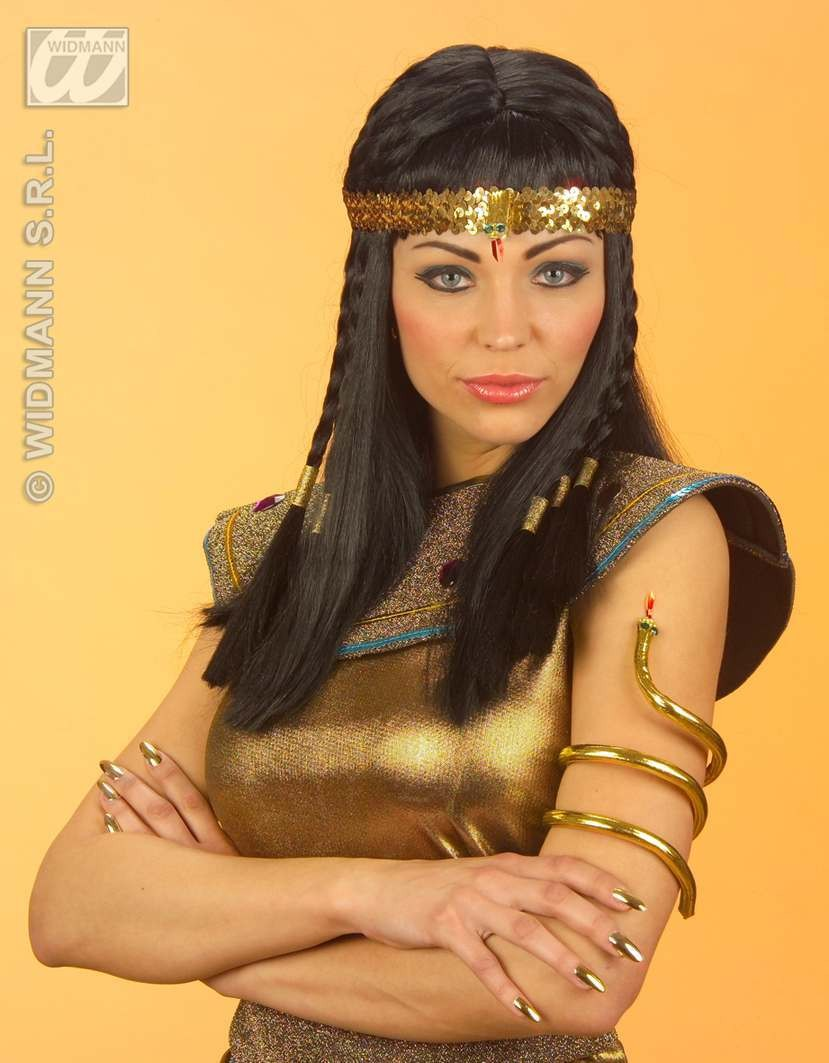 Egyptian Snake Armband - Fancy Dress