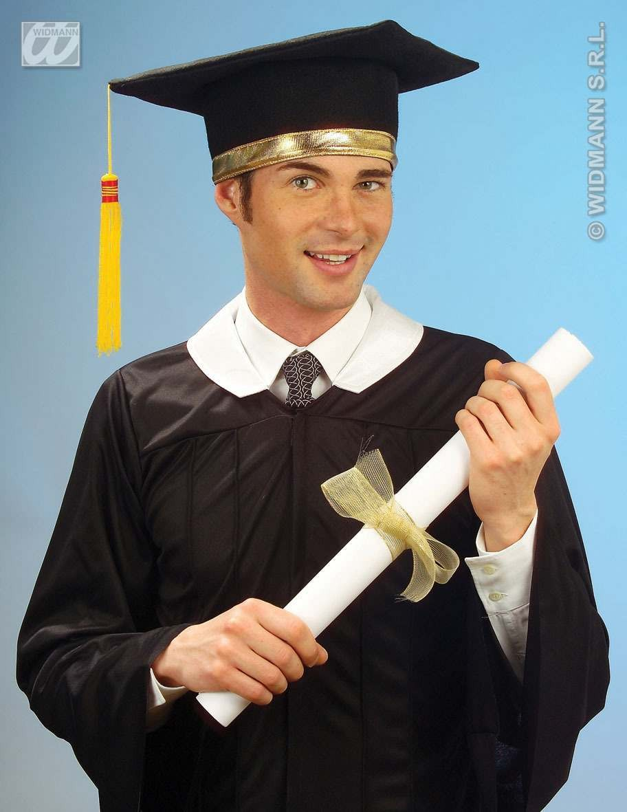 Graduate Hat - Fancy Dress