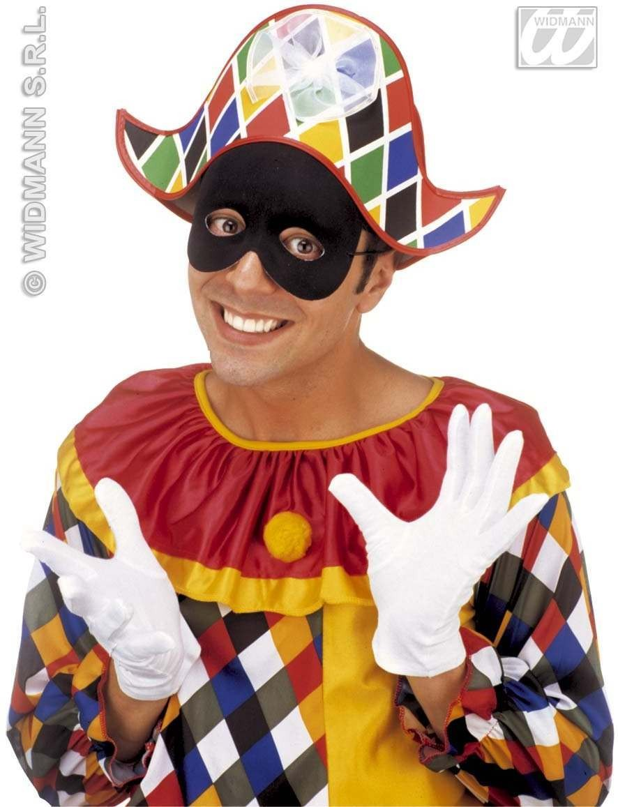Harlequin Hat - Fancy Dress