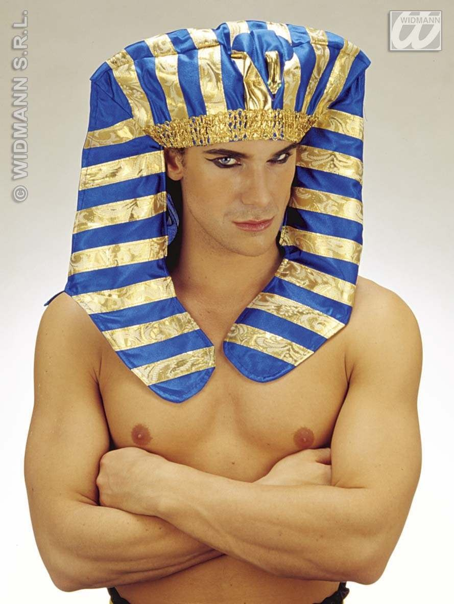 Pharoah Headdress - Fancy Dress