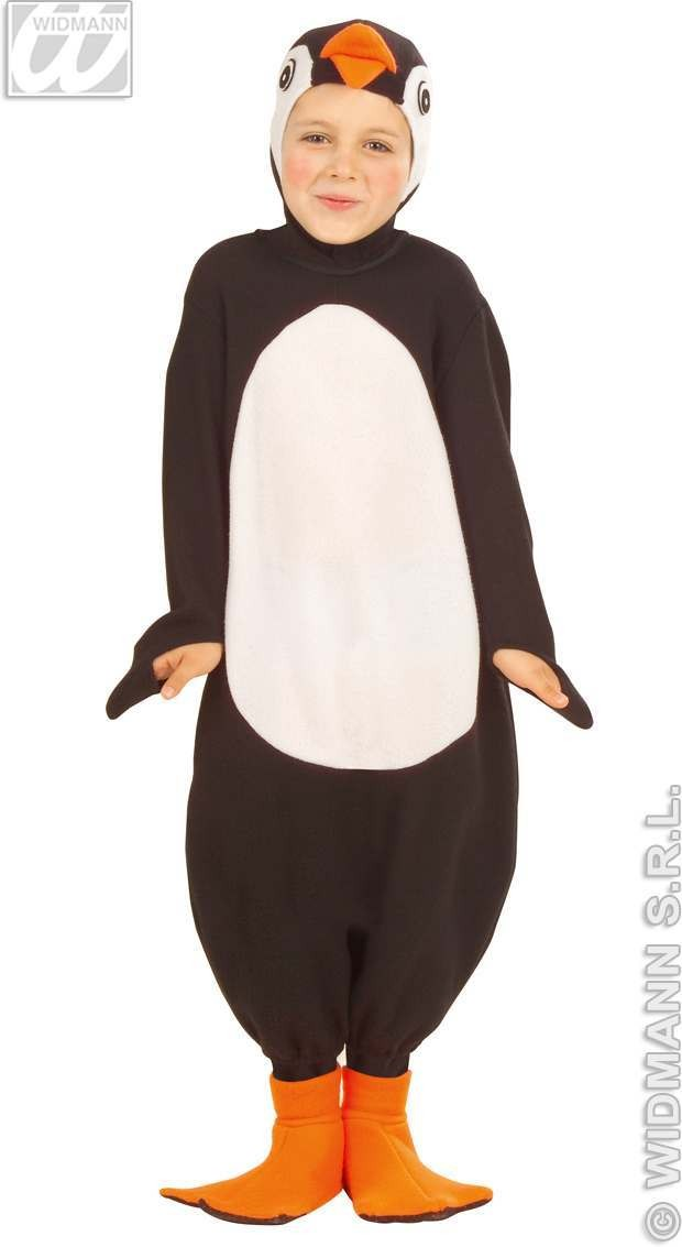 Penguin Costume Tiny & Cute 4-5 Fancy Dress Costume (Animals)