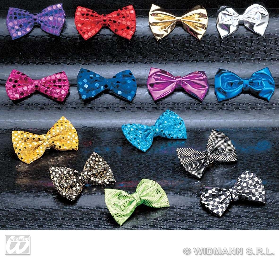 Deluxe Bow Tie - Fancy Dress