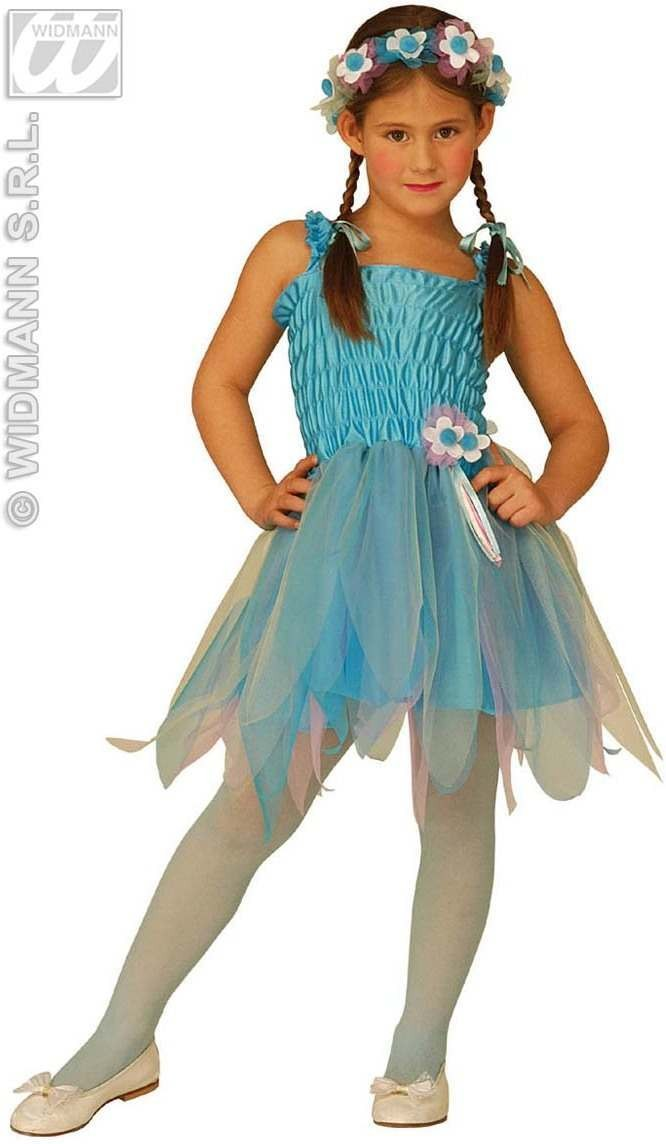 Little Fairy Ballerina Costume Child 3-4 Costume Girls (Fairy Tales)