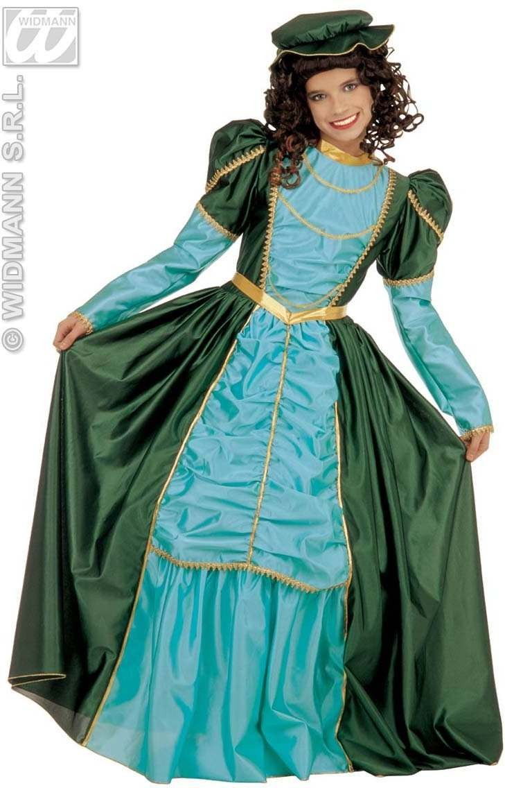 Stephanie Dress Child Costume 5-7 Fancy Dress Costume