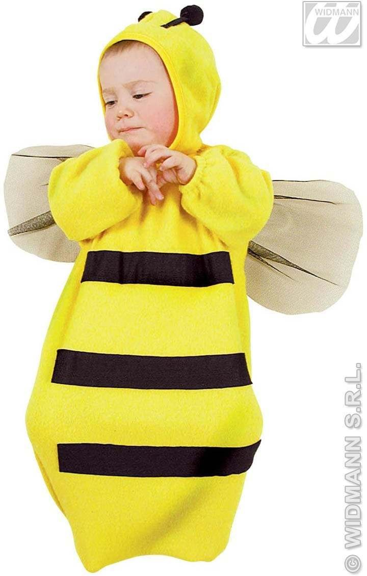 Baby Bunting Bee Fancy Dress Costume 0-9 Months (Animals)