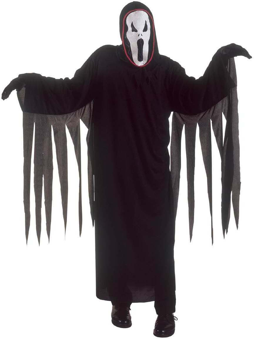 Scary Ghost Teenager Fancy Dress Costume (Halloween)