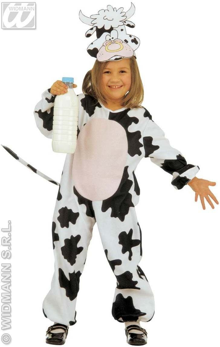 Little Cow Costume 4-5 Fancy Dress Costume (Animals)