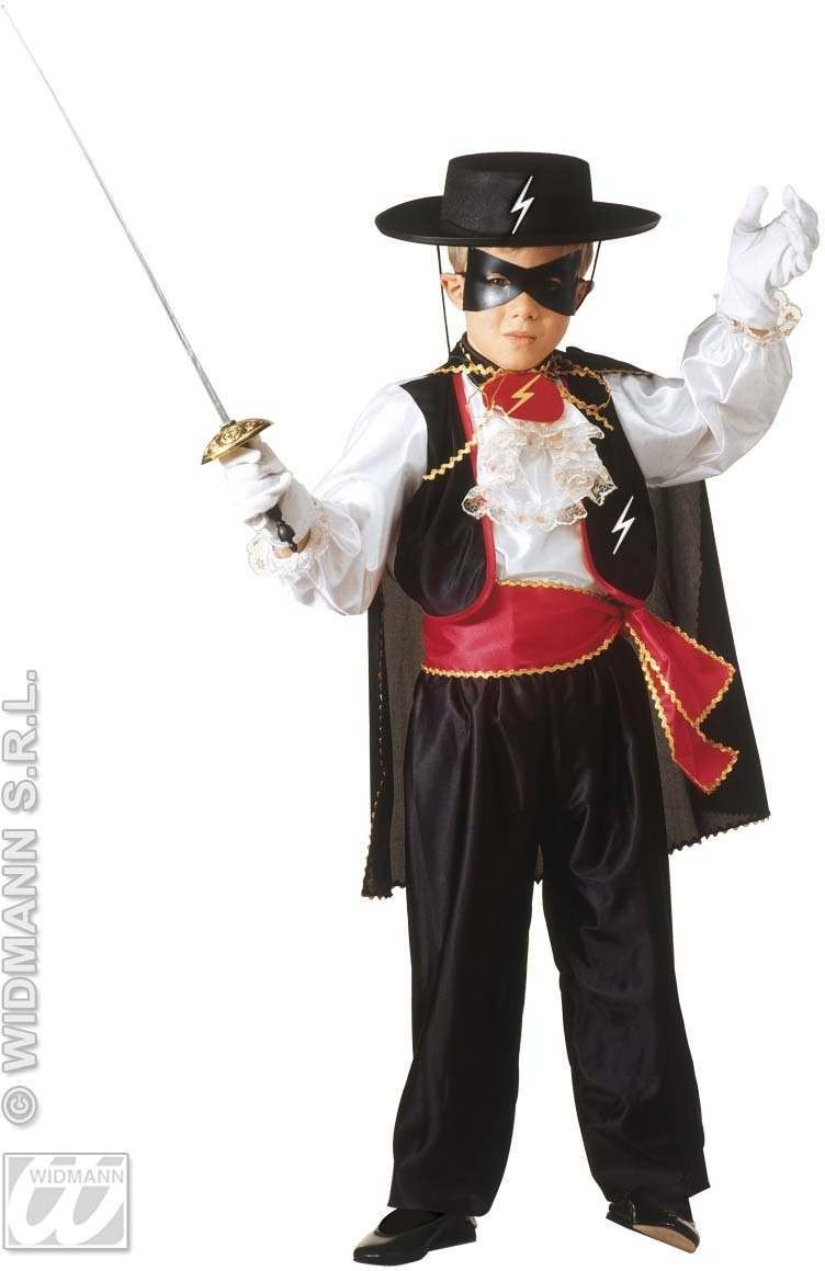 Little Caballero Costume Child 3-4 Fancy Dress Costume (Cultures)