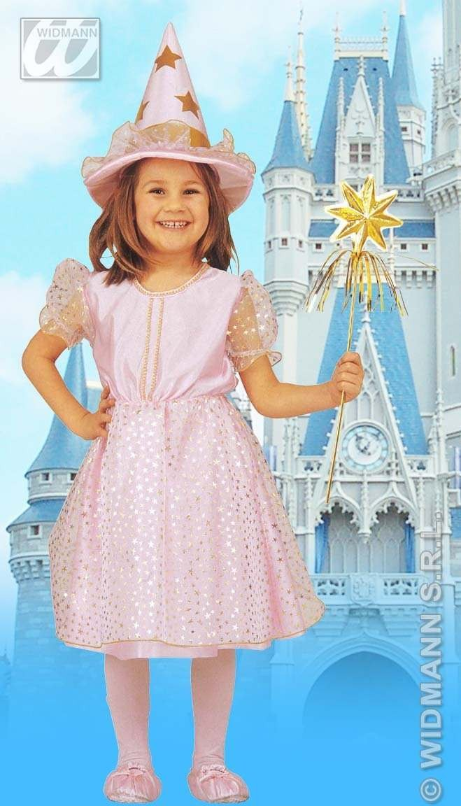 Little Starry Fairy Pink Child Costume 3-4 Costume (Fairy Tales)
