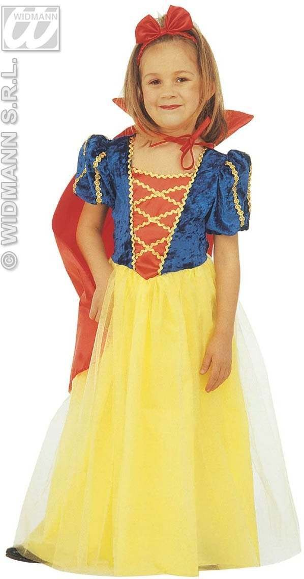 Fairyland Princess Child Costume Velvet 3-4 Costume (Fairy Tales)