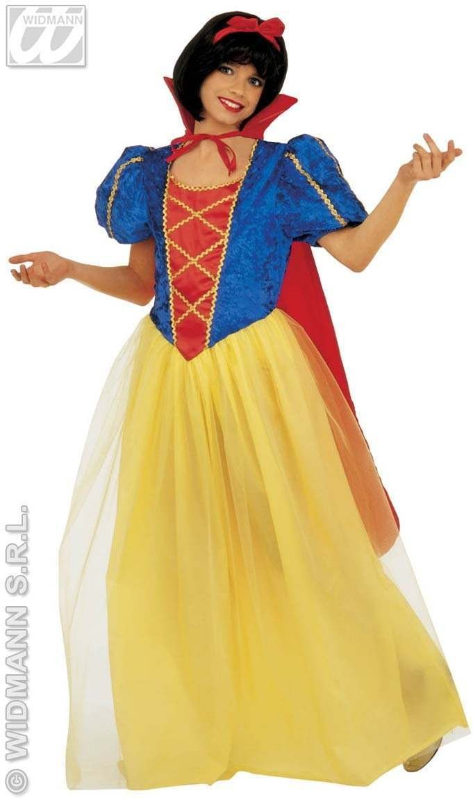 Fairyland Princess - Dress, Cape, Hair, Ribbon Costume (Fairy Tales)