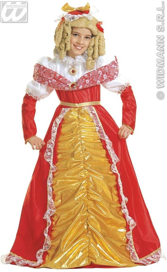 Great Duchess Costume Child 8-10 Fancy Dress Costume (Royalty)