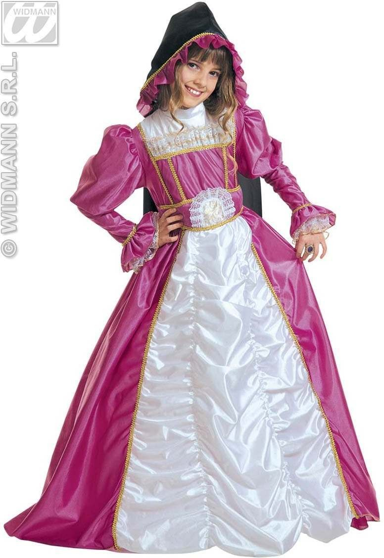 Duchess Of York Costume Child 5-7 Fancy Dress Costume (Royalty)