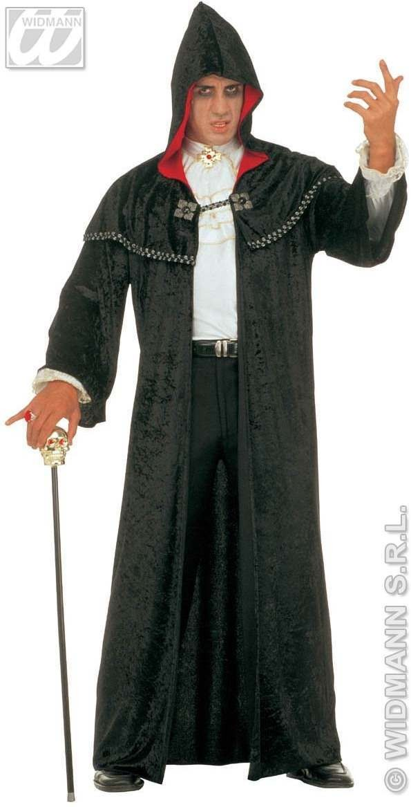 Dark Templar Robe Adult Fancy Dress Costume Mens (Halloween)