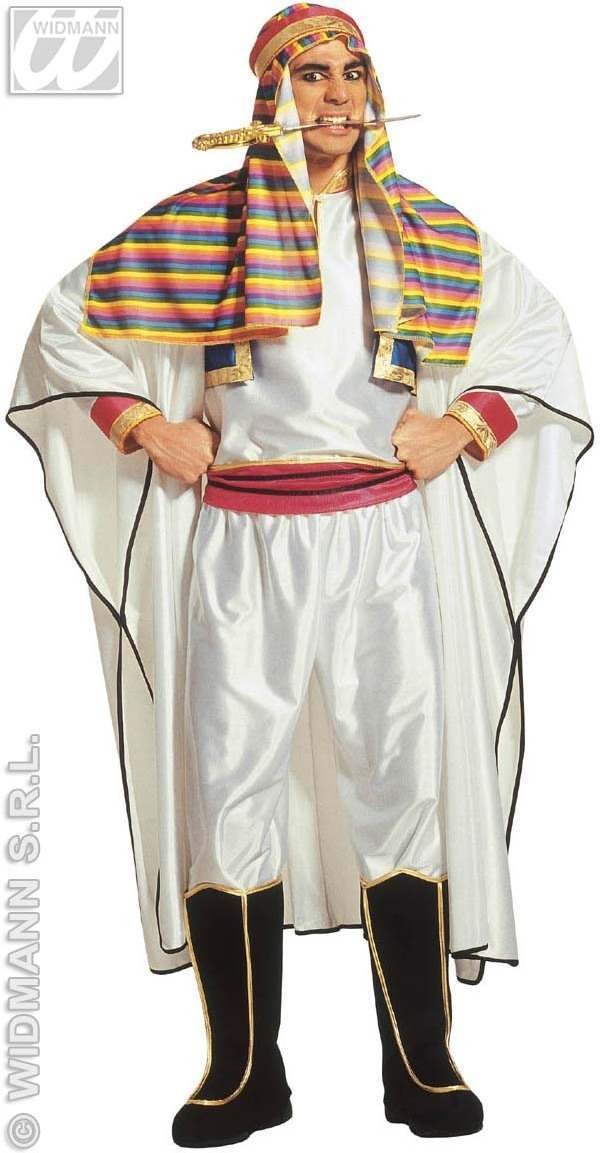 Lawrence D'Arabia - Shirt W/Vest, Pants, Belt.. Costume (Egyptian)