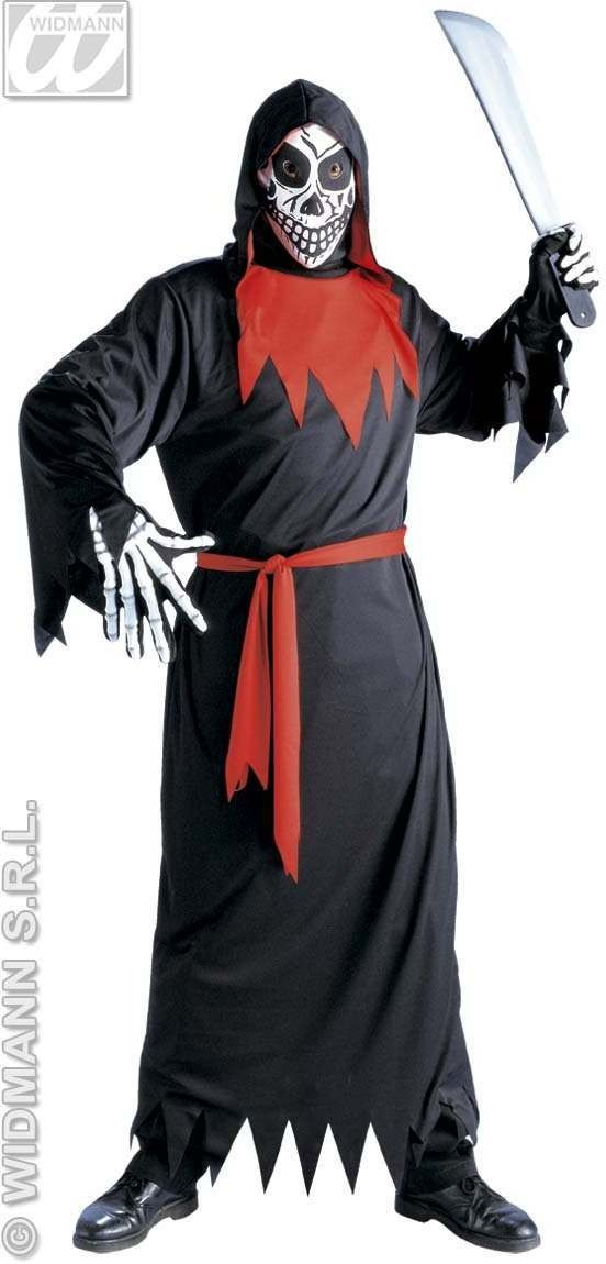 Evil Phantom Costume Child Fancy Dress Costume (Halloween)
