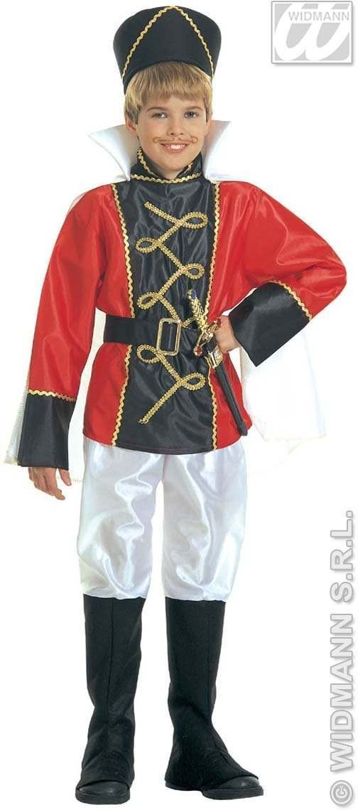 Vladimir With Coat W/Cape, Pants, Belt, Boot.. Costume (Cultures)