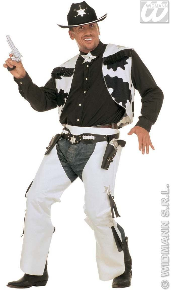 Buy rodeo cowboy adult fancy dress costume mens (cowboys/indians) - Largest online fancy dress range in the UK - Price Guarantee u0026 FREE Delivery  sc 1 st  Fun Fancy Dress & Buy rodeo cowboy adult fancy dress costume mens (cowboys/indians ...