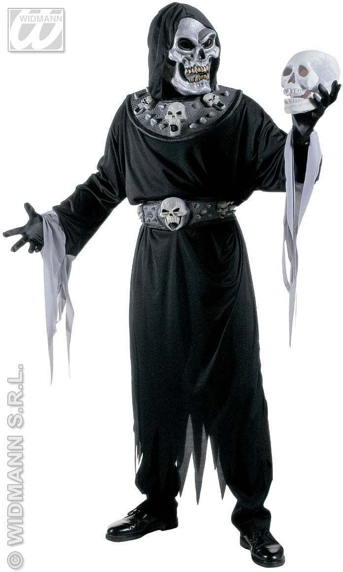 Master Of Evil Costume Costume Mens Size 42-44 L (Halloween)