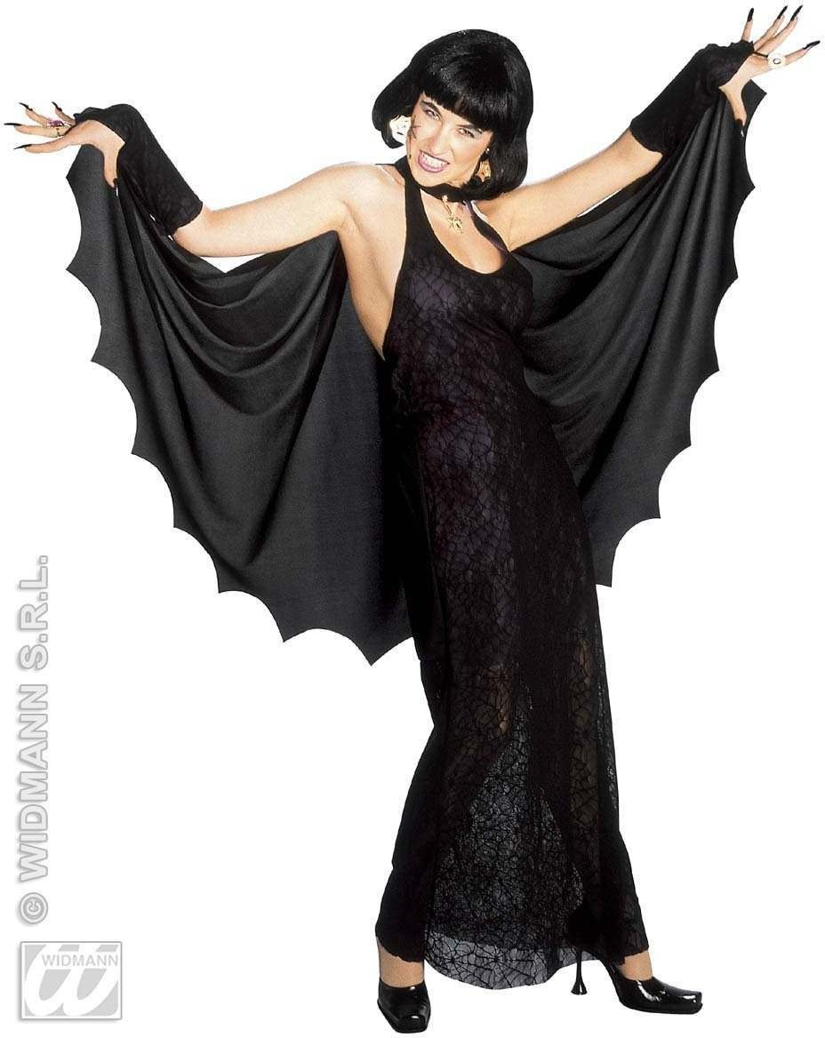 Spiderweb Lady Costume Ladies (Halloween)