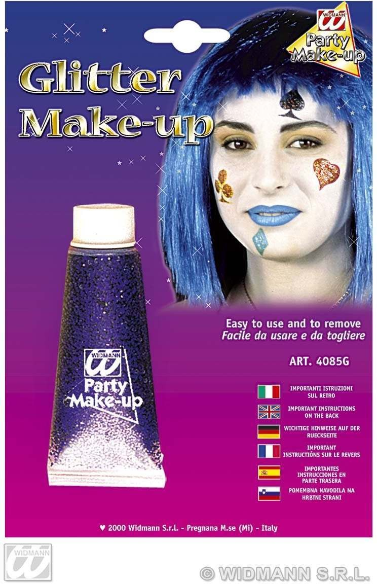 Glitter Make Up Tubes - Fancy Dress