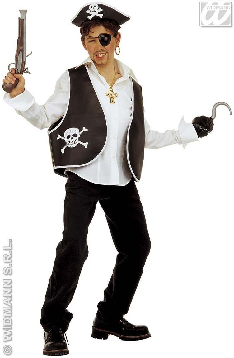 Pirate Dress Up Set Eva Fancy Dress Costume (Pirates)