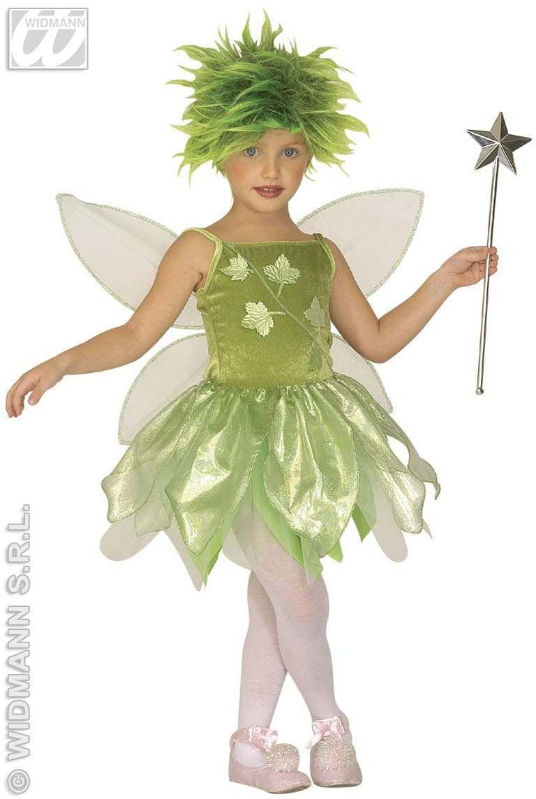Little Forest Fairy Child Costume 4-5 Costume Girls (Fairy Tales)