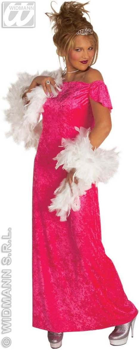 Jasmine Costume Adult Fancy Dress Costume Size 10-12 M